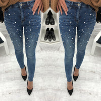 Pearl Design Jeans