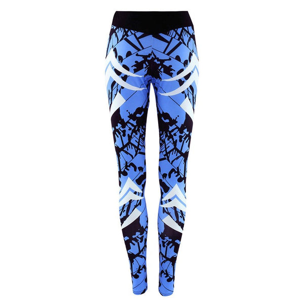 Printed Tight Leggings