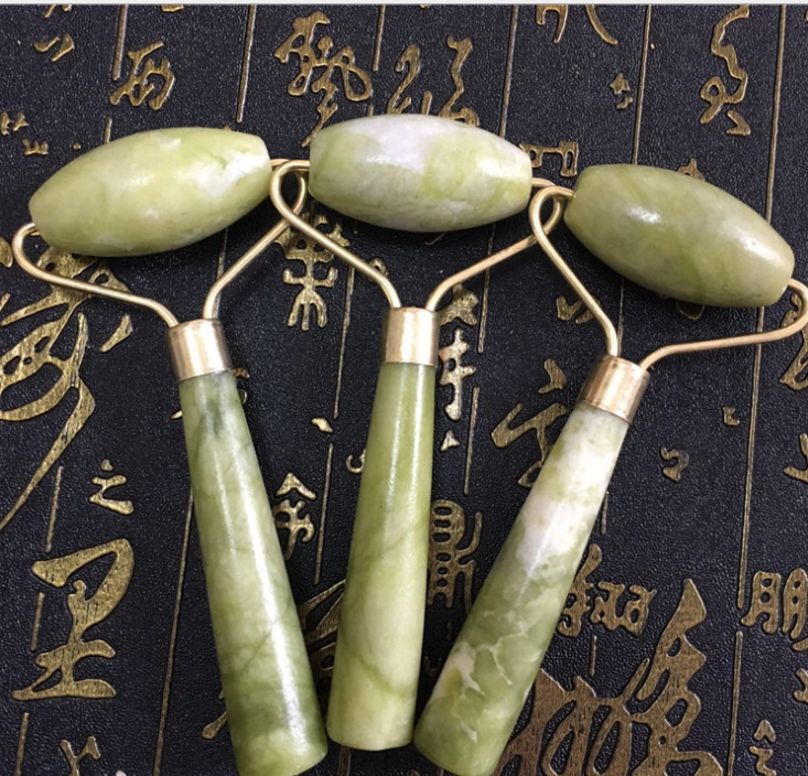 Double/1 Side Head Jade Roller