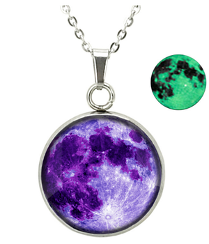 Glow Moon Necklace