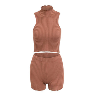 2 Piece Knitted Set