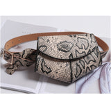 Serpentine Fanny Pack