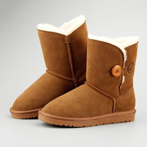 Casual Warm Boots