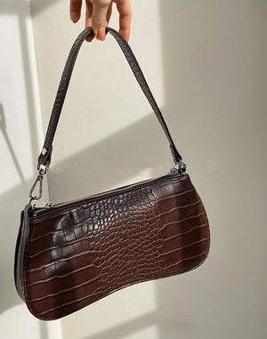 Retro Crocodile HandBag