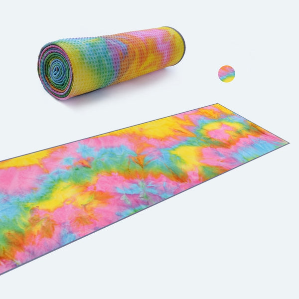 Multi-Coloured Yoga Mat