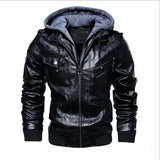Killer Winter Motorcycle Leather Jacket