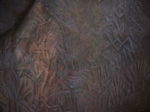 Stone carvings at Edakkal Cave
