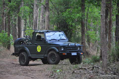 Rukhad Pench Jungle Safari Camping Trekking