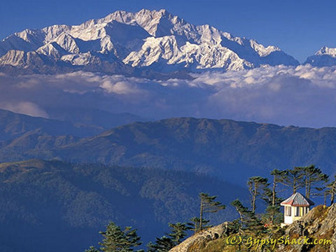 Views on the Sandakphu Trek
