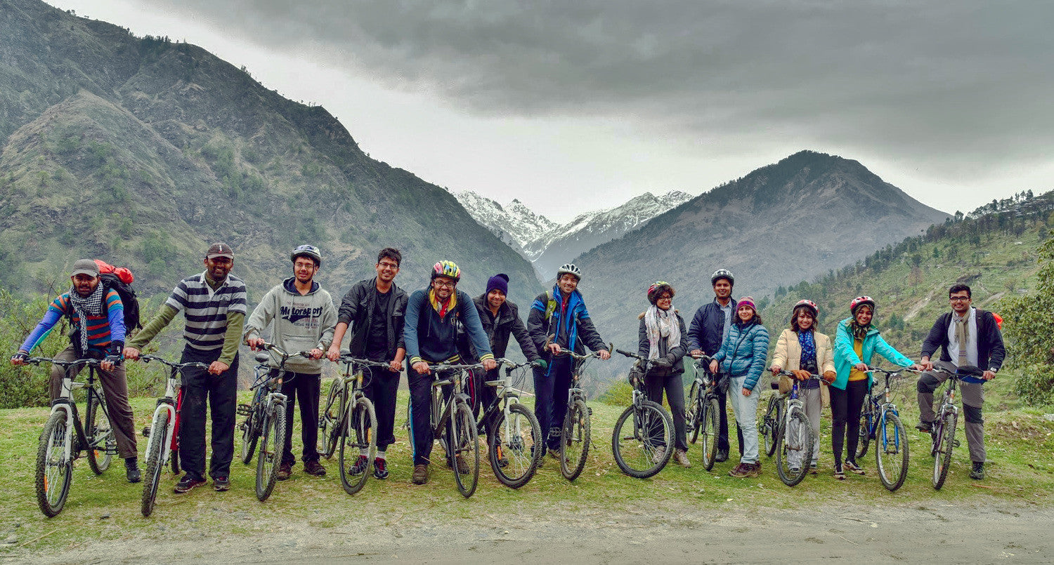Group  Trekking and Cycling Holidays