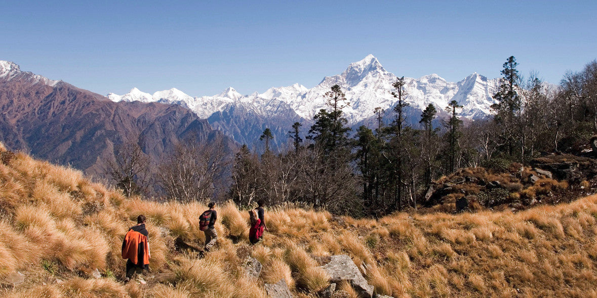Himalayan Trekking Holidays India