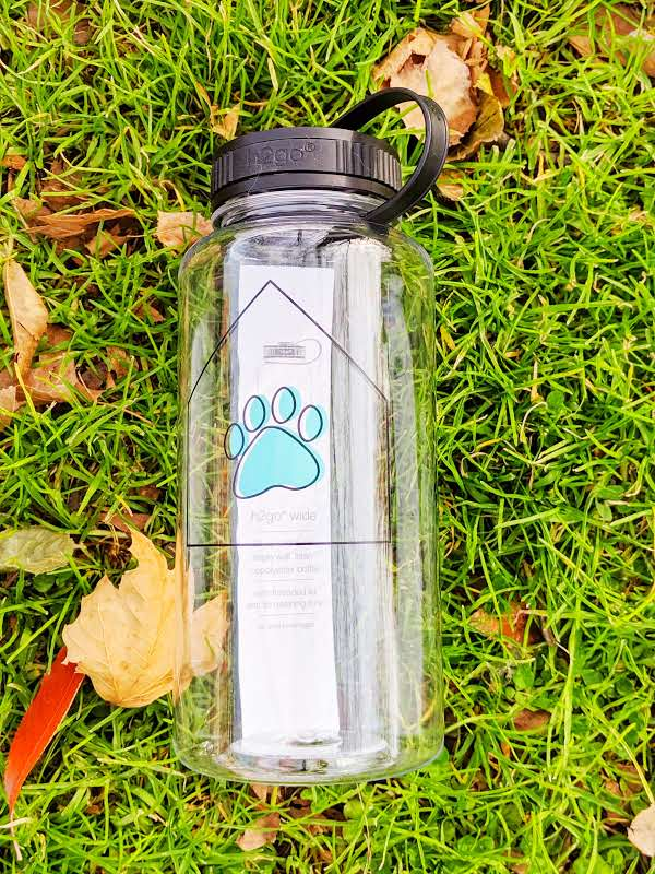 The Cuddly Cottage Water Bottle