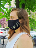 Shop Local Anti-UV & Anti-Bacterial Face Mask - The Cuddly Boutique