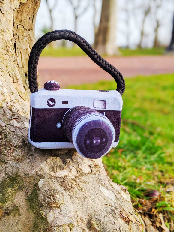 Cuddly Camera - The Cuddly Boutique
