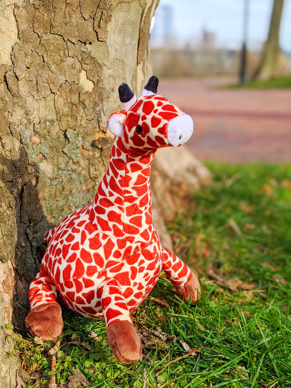 Cuddly Giraffe - The Cuddly Boutique