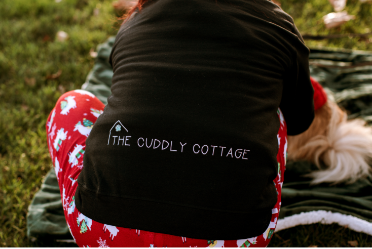 The Cuddly Cottage Hoodie