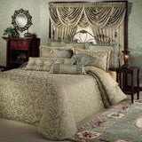 9pc Damask Bedspreads