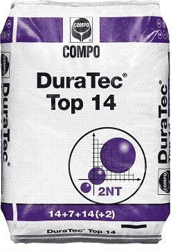 DURATEC TOP14 - 14-7-14+2MG-25KG