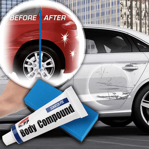 Miracle Car Scratch Removal Kit