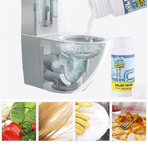 All-Purpose Quick Foaming Drain Cleaner