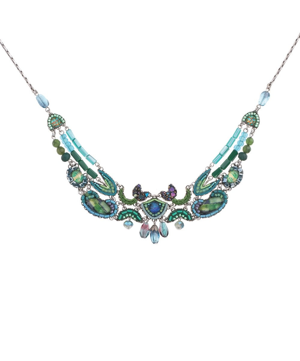 Green River, Aspen Necklace