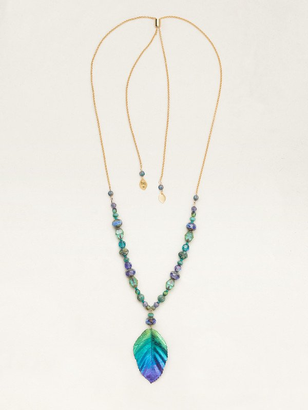 Elm Beaded Necklace