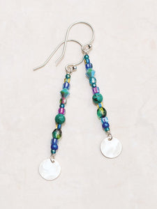Equinox Stick Earrings, 2 colour options