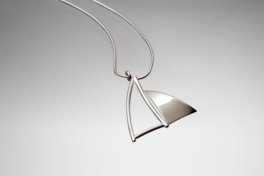 Sail Pendant, two sizes