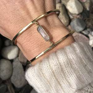 Illuminate Quartz Cuff