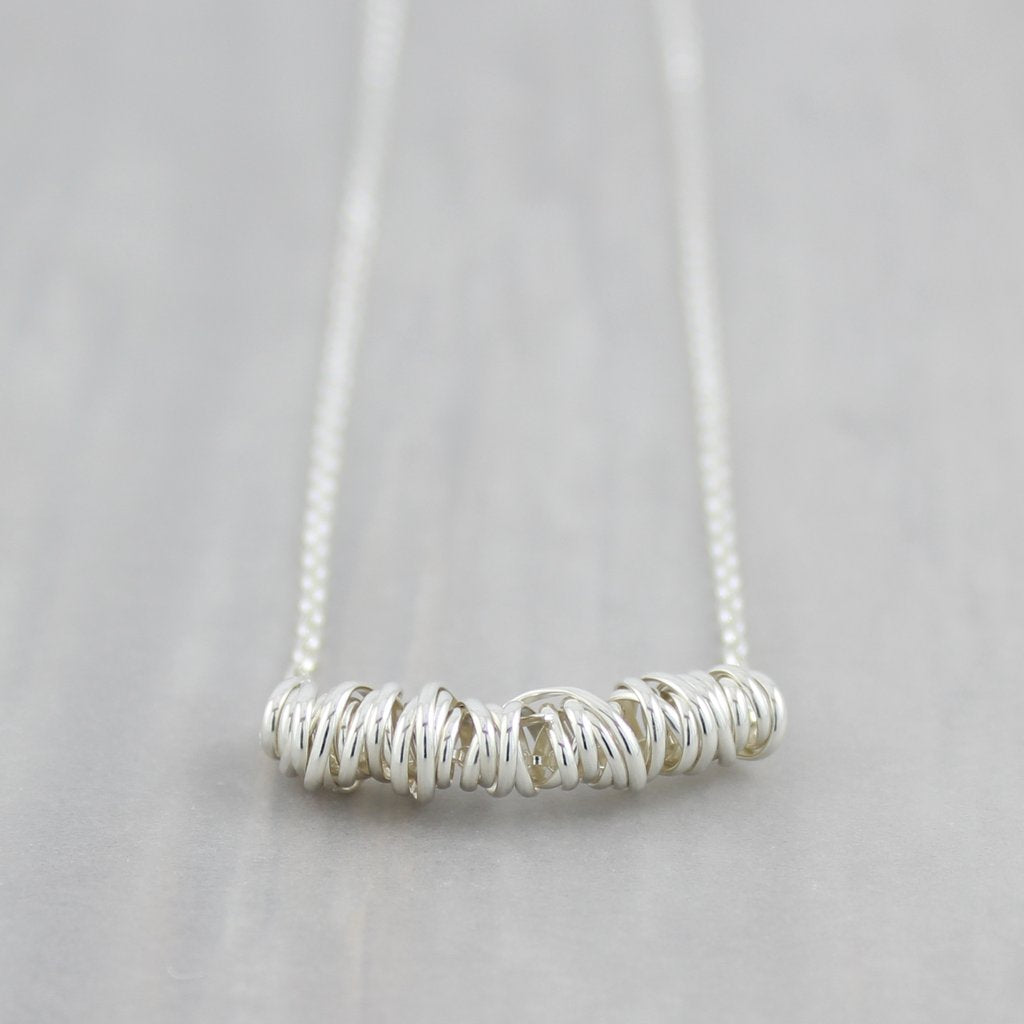 Twist Necklace, small