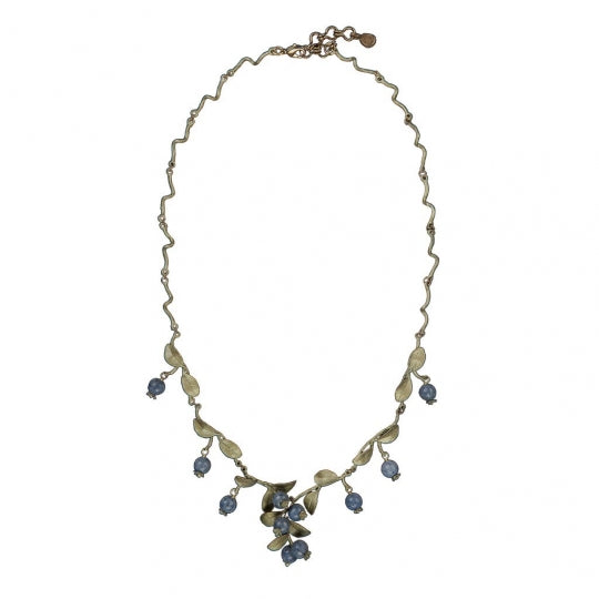 Blueberry Necklace- Twigs