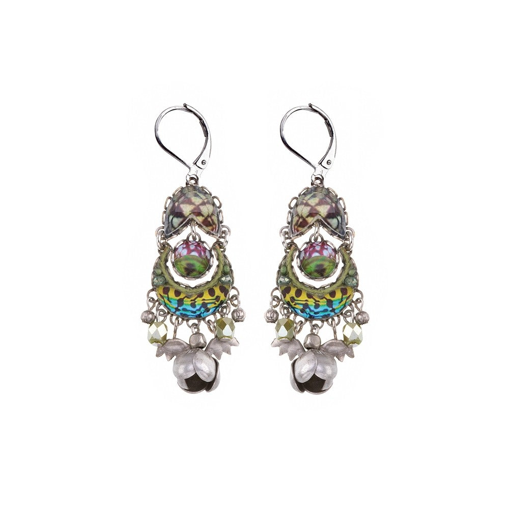 Moonlight Daydream, Ximena Earrings