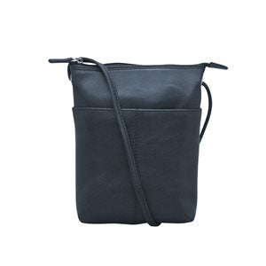 Small Leather Bag, 6 colour options