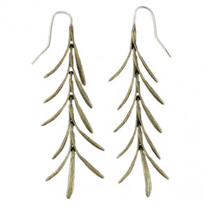 Long Rosemary Earrings