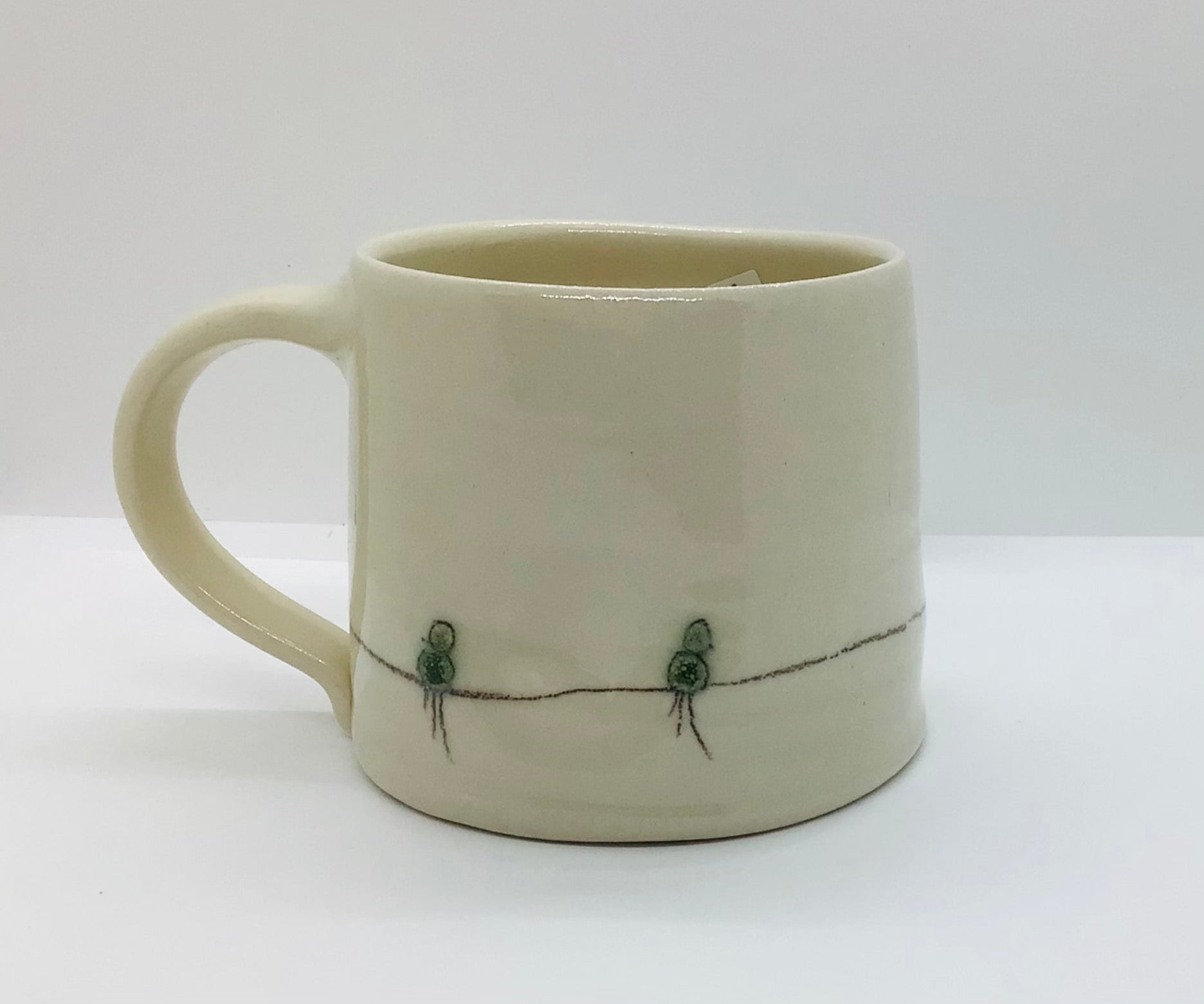 Bird On A Wire Mug