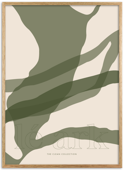 No. 1 Khaki green