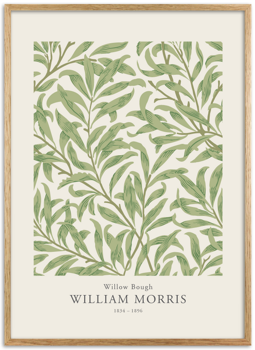 William Morris - Willow Bough 01