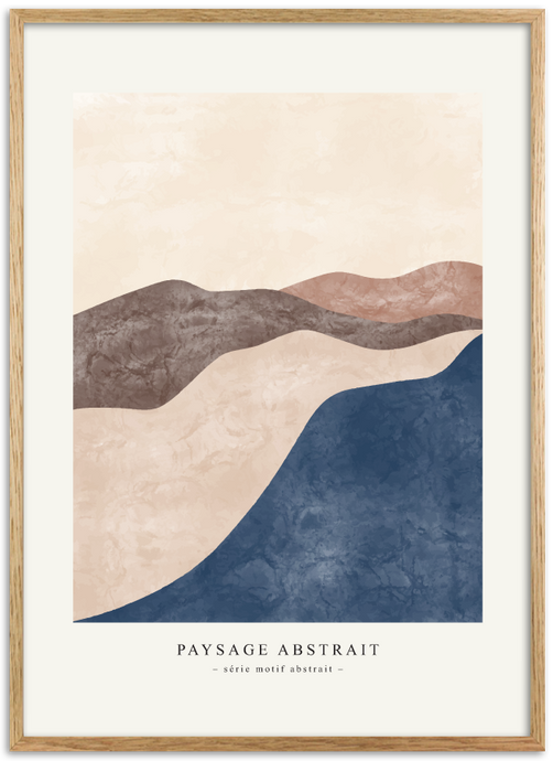 Paysage abstrait 01