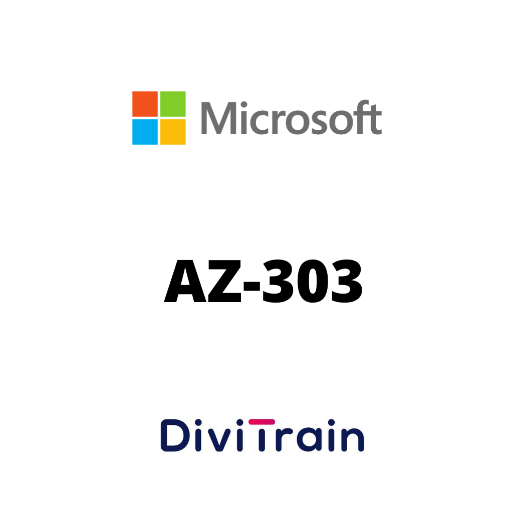 Microsoft AZ-303: Microsoft Azure Architect Technologies | 365 Days Access