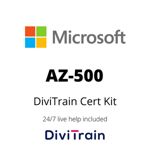 Cert Kit AZ-500: Microsoft Azure Security Technologies | 24/7 Live Help Included | 365 Days access