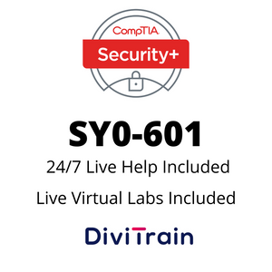 CertKit: CompTIA Security+ (SY0-601) | 24/7 Live Labs and Live Mentoring | 365 Days Access