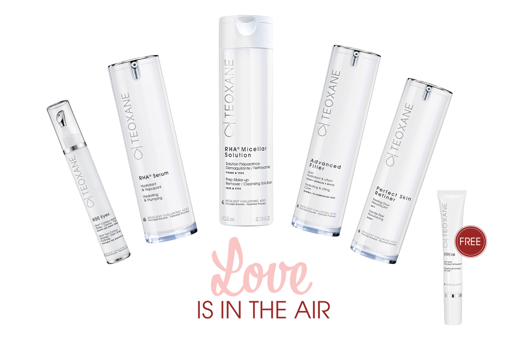 Christmas Gift Set - Love Is In The Air