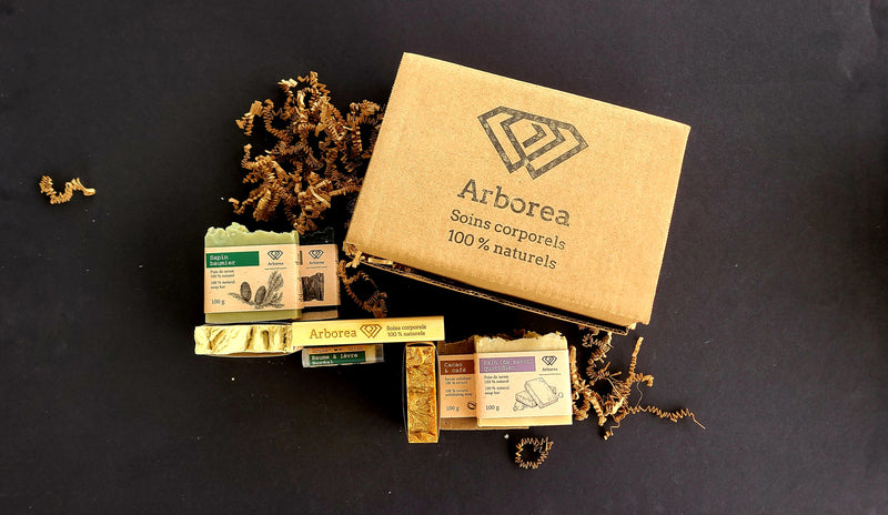 Coffret-cadeau - Collection Originale Arborea