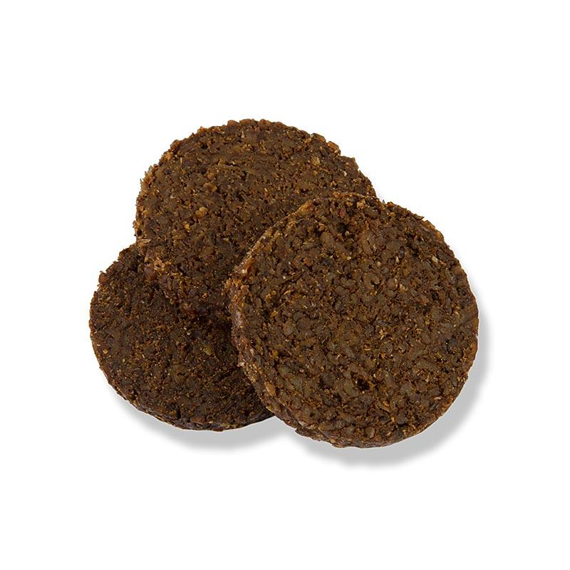 Pumpernickel - more bouche, runde skiver, 250 g, 28 St