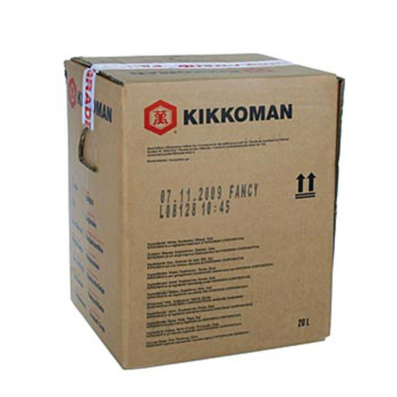 Soja-Sauce - Shoyu Fancy, Kikkoman, Japan,  20 l