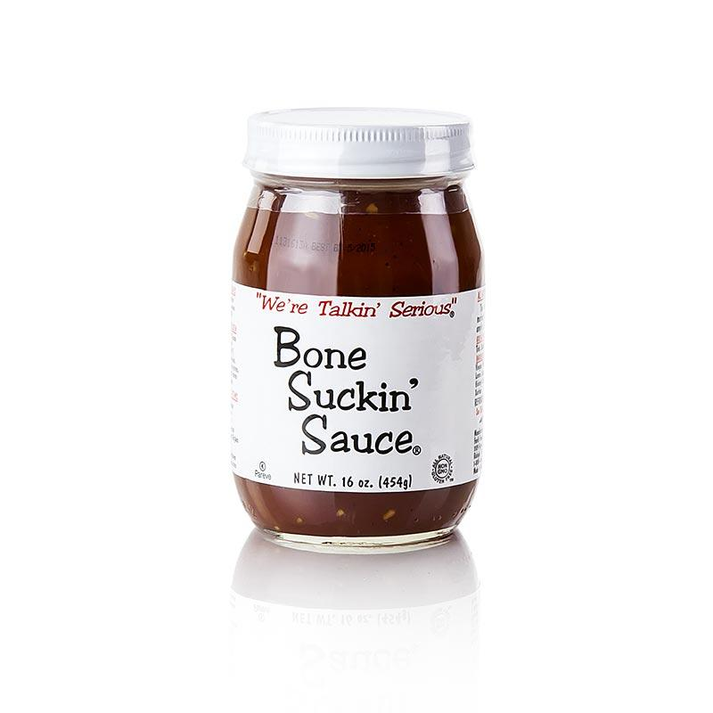 Bone suckin' sauce Regelmæssig, BBQ sauce, Fords Food, 473 ml -
