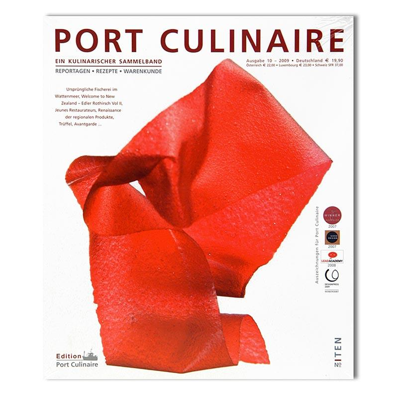 Port Culinaire - Gourmet Magazine, Issue 10, 1 St - Non Food / Hardware / grill tilbehør - printmedier -