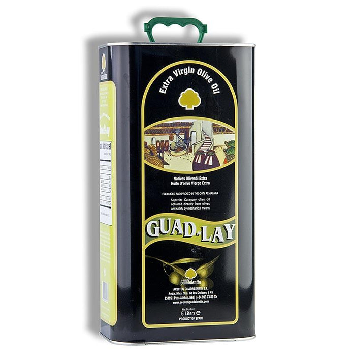 "Aceites Guadalentin ""Guad Lay"", Olivenöl Extra Virgen, 100% Picual,  5 l"
