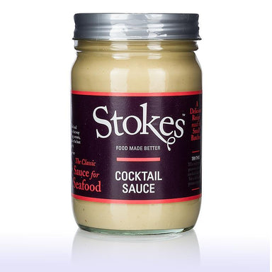 Stokes cocktail sauce, 368 ml - Saucer, supper, fund - Stokes -