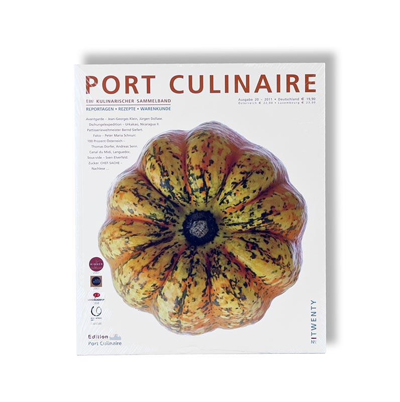Port Culinaire - Gourmet Magazine, Issue 20, 1 St - Non Food / Hardware / grill tilbehør - printmedier -